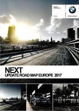 Original BMW Navigations Update NEXT Europa 2017 für F10 F11