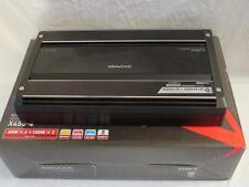 Kenwood Excelon X450-4 Channel MOS-FET Power Amplifier, 450W total, New in Box