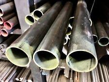 Chrome Moly Chromoly 4130 Round Steel Tube 125od X 058 Wall X 30