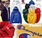 Supreme Champion Box Logo Hip Hop Coat Embroidered Sweater Hooded Jacket A+++