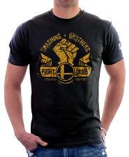 FIGHT CLUB Project Mayhem rottura FRATELLI Tyler Durden T-shirt di Cotone 9779