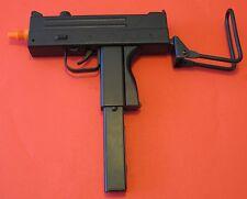 Good Quality Heavy Weight MAC-11 Style Airsoft Spring Machine Gun Shgoot 240 FPS