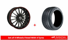 Team Dynamics Wheels with Tyres Corsa