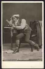 London Real Photographic (RP) Collectable Actor Postcards