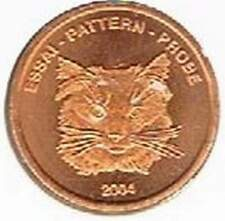 Noorwegen 2004 (B) probe-pattern-essai - 1 eurocent - Kat / Cat