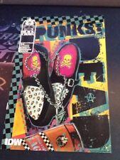 Punks Not Dead #4 Black Crown Idw Vf/Nm 9.0 (Cb1511)
