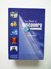 Discovery Channel Volume 2 Special 5 DVD Set In Case Like New