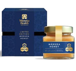 Manuka Health MGO 950+ 250g Manuka Honey New Zealand - Limited Edition