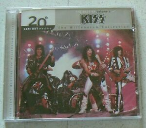 THE BEST OF Volume 2 . THE MILLENNIUM COLLECTION - KISS (CD) NEUF SCELLE
