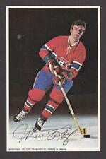 1969-71  MONTREAL CANADIENS POSTCARDS  MARC TARDIF   INV  J7373