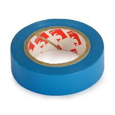 5 Rotoli Nastro Isolante Blu PVC 10m 19mm 0,13mm Insulating Tape Elettricista