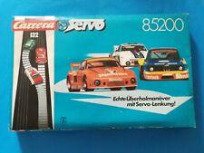 Carrera Servo132 *85200* Rennbahn mit Porsche 935 & Lancia Stratos in OVP  *Top*