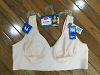 NWT Hanes G796 Women's Smooth Comfort comfortflex fit wire free Bra 3XL (C25-11)