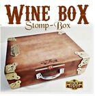 John Lee Hooker Wine Stomp Box Drums Box Machine Foot Robert Matteacci for sale