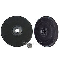 2 x EFF57 Type Carbon Charcoal Filter for ARISTON Cooker Hood Vent Extractor Fan