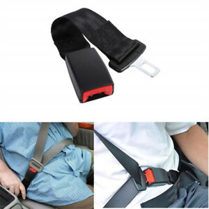 2Pcs 37.5cm Universal Car Seat Belt Extension Buckle for pregnant women & child