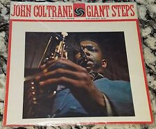 Original MONO DG Black Label Atlantic Jazz LP: John Coltrane - Giant Steps  1311