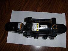 """hydraulic cylinder 2.5"""" stroke   H&S Folding rake, manue spreader"""