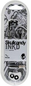 Skullcandy Ink'd Earbud In Ear Black & Black Headphones