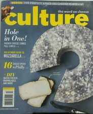 Culture Winter 2016 2017 French Cheese Comes Full Circle Queso FREE SHIPPING sb
