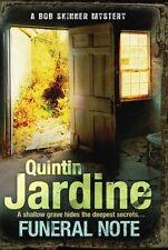 Funeral Note (Bob Skinner Mysteries),Quintin Jardine