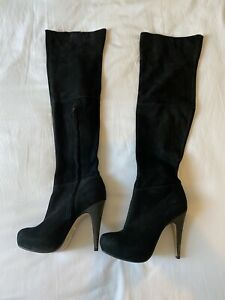 Knee high boots size 4