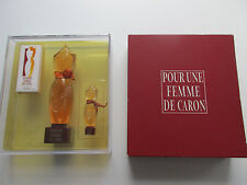 Caron Set Pour Une Femme de  Caron 50ml EdT Spray & Mniatur! Rarität!