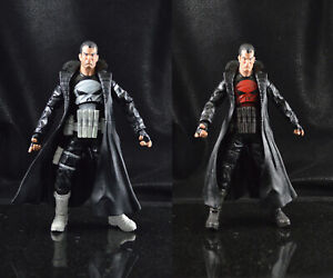Marvel legends The punisher red and white skull Loose