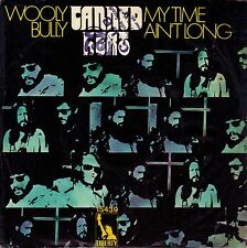 """7"""" Canned Heat – Wooly Bully/My Time Ain 't Long // Germany 1971"""