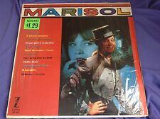 Rare Latin LP : Marisol ~ Artista exclusiva de M.J. Goyanes ~ Zafiro Z-L 65