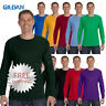 Gildan Men's Heavy Cotton 5.3 oz Long Sleeve S-XL T-Shirt R-G540 5400