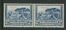 South Africa 1930-44 3d Blue SG 45c Mint.