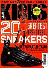 Slam Magazine KICKS 2017 Cover 1 Michael Jordan 20 GREATEST BASKETBALL SNEAKERS