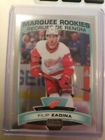 2019-20 O-PEE-CHEE PLATINUM *FILIP ZADINA DETROIT RED WINGS *173 ROOKIE CARD