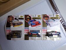 1:64 SCALE ROAD CHAMPS 1992 NASCAR LOT. NEW OLD STOCK.