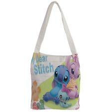 Lilo Stitch Kordsamt Handtasche Tasche Umhängetasche Schultertasche p52 w0031