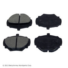 BECK/ARNLEY 087-1454 Silver Supreme Semi Metallic Disc Brake Pads Rear