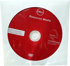 NEW Sealed Dell Latitude 5280, 5480, 5580 Resource Media DVD, P/N 8NCHW