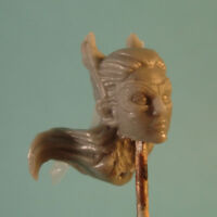"FH006 Custom Cast Female head sculpt use w/3.75"" Star Wars Marvel GI Joe figures"