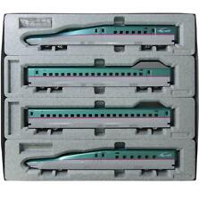 Kato 3-516 Series E5 Shinkansen Bullet Train Hayabusa 4 Cars Standard Set - HO