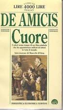 CUORE - E. DE AMICIS   intr. M. D Orta
