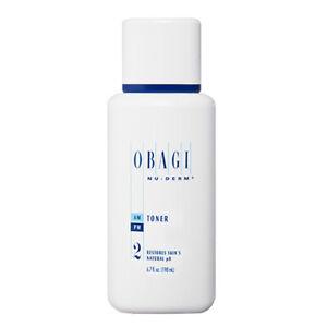 Obagi Nu Derm Toner 6.7 oz / 198 ml New Sealed FRESHEST ON EBAY