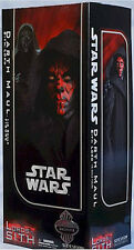 """SIDESHOW COLLECTIBLES_Star Wars_DARTH MAUL 12 """" Inclusive Limited Edition figure"""