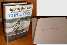 Signed 1st Edition ~ Hugging the Shore: Essays & Criticism by John Updike, 1983