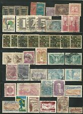 Brazil: Small lot of differents, some repeat condition different, used EBBR026