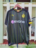 2015/16 Shinji Kagawa Borussia Dortmund PUMA jersey, size 2XL