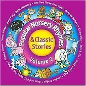 Popular Nursery Rhymes and Classic Stories Vol. 2, Sheila Southern CD | 50228109