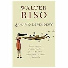Amar o Depender by Walter Riso (2012, Paperback)