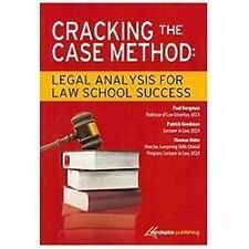 Cracking the Case Method : Legal Analysis for Law School Success Minty Free Ship