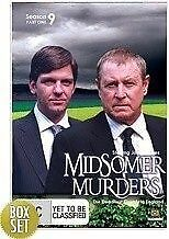 Midsomer Murders : Season 9 : Part 1 (DVD, 2007, 2-Disc Set)